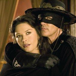 Legende des Zorro, Die / Catherine Zeta-Jones / Antonio Banderas Poster