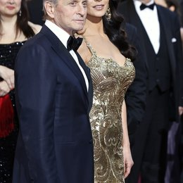 Michael Douglas / Catherine Zeta-Jones / 85th Academy Awards 2013 / Oscar 2013 Poster