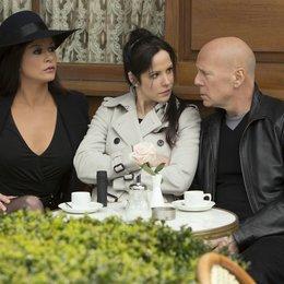 R.E.D. 2 / Catherine Zeta-Jones / Mary-Louise Parker / Bruce Willis / R.E.D. - Älter.Härter.Besser. / R.E.D. 2 - Noch älter. Härter. Besser. Poster