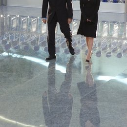 Terminal / Tom Hanks / Catherine Zeta-Jones Poster