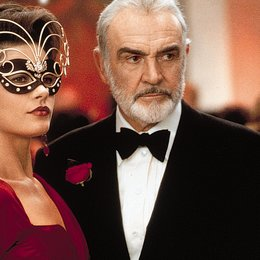 Verlockende Falle / Catherine Zeta-Jones / Sean Connery Poster