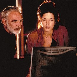 Verlockende Falle / Sean Connery / Catherine Zeta-Jones Poster