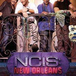 Navy CIS: New Orleans / Scott Bakula / Zoe McLellan / CCH Pounder / Lucas Black Poster
