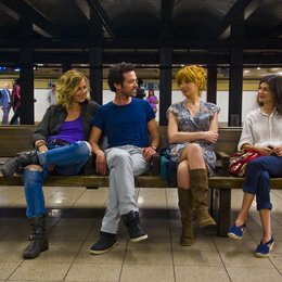 Beziehungsweise New York / Cécile de France / Romain Duris / Kelly Reilly / Audrey Tautou Poster