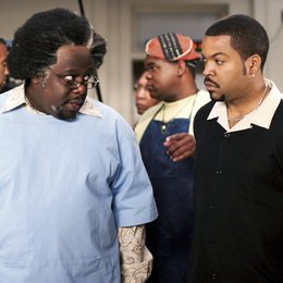 Barbershop 2 / Cedric the Entertainer / Ice Cube Poster