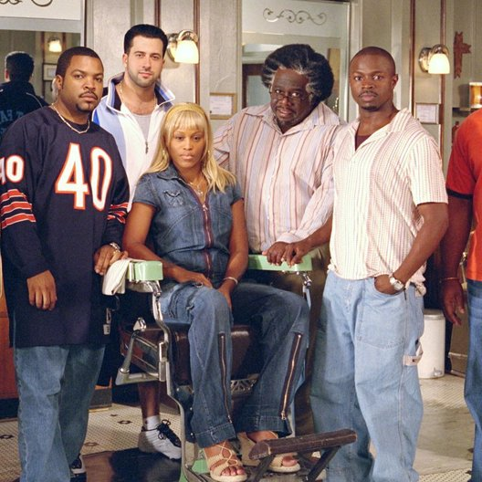 Barbershop 2 / Ice Cube / Eve / Cedric the Entertainer Poster
