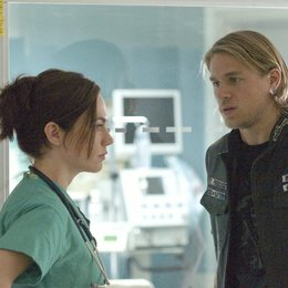 Sons of Anarchy / Maggie Siff / Charlie Hunnam Poster