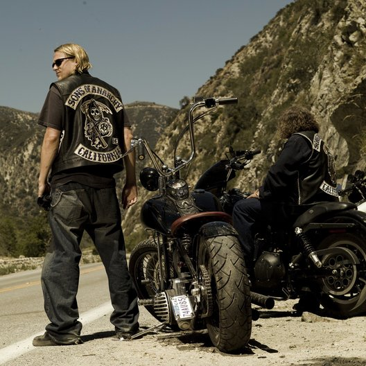 Sons of Anarchy - Staffel 1 / Sons of Anarchy (Season 01) / Charlie Hunnam Poster