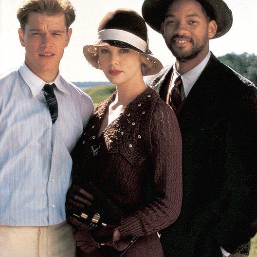 Legende von Bagger Vance, Die / Matt Damon / Charlize Theron / Will Smith