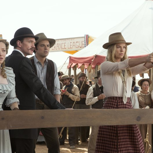 Million Ways to Die in the West, A / Amanda Seyfried / Neil Patrick Harris / Seth MacFarlane / Charlize Theron