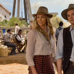 Million Ways to Die in the West, A / Charlize Theron / Seth MacFarlane / Ted / A Million Ways to Die in the West