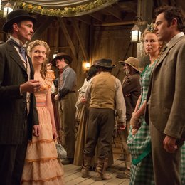 Million Ways to Die in the West, A / Neil Patrick Harris / Amanda Seyfried / Charlize Theron / Seth MacFarlane