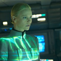 Prometheus - Dunkle Zeichen / Charlize Theron Poster
