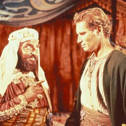Ben Hur / Charlton Heston / Hugh Griffith Poster