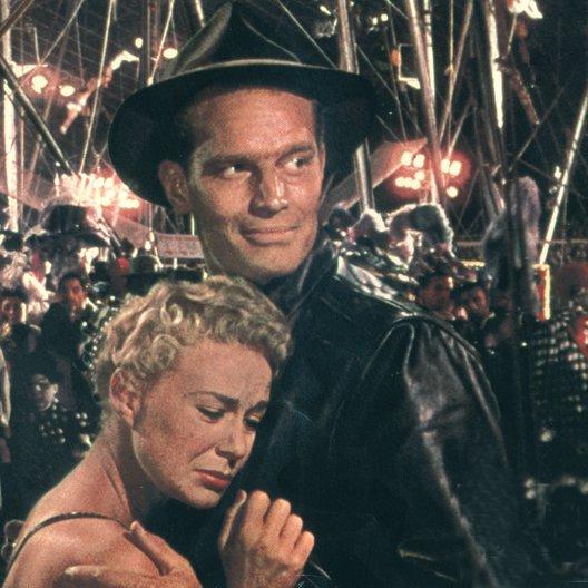 größte Schau der Welt, Die / Charlton Heston / Betty Hutton Poster