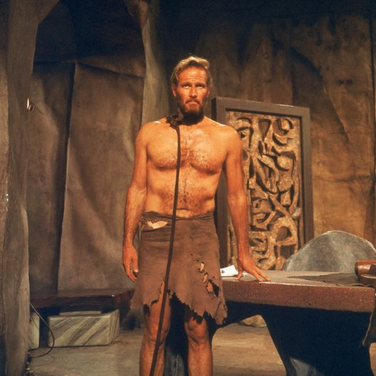 Planet der Affen, Der / Charlton Heston Poster