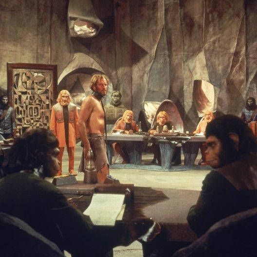 Planet der Affen, Der / Charlton Heston