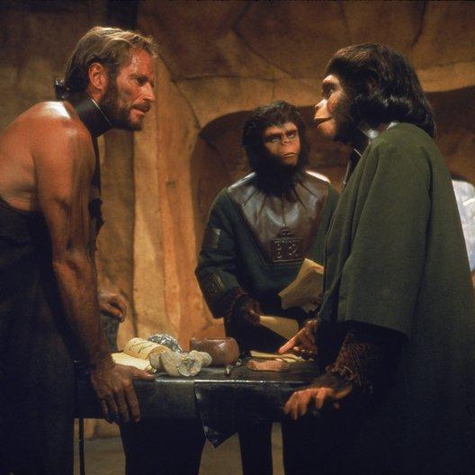 Planet der Affen, Der / Charlton Heston / Planet der Affen / Der Planet der Affen: PRevolution