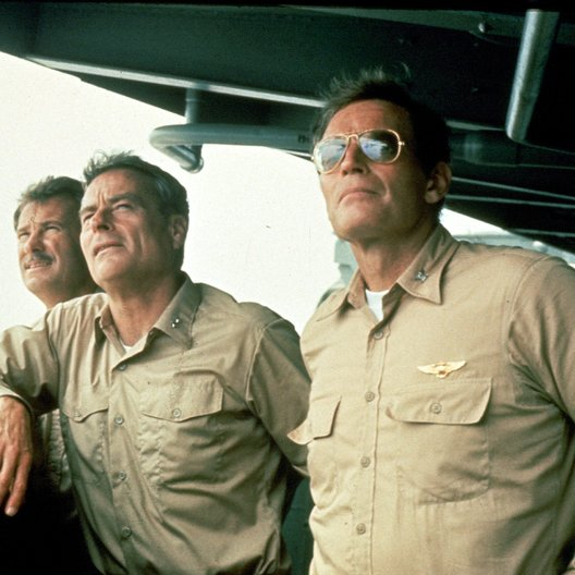 Schlacht um Midway / Charlton Heston / Glenn Ford