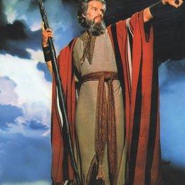 Zehn Gebote, Die / Charlton Heston Poster