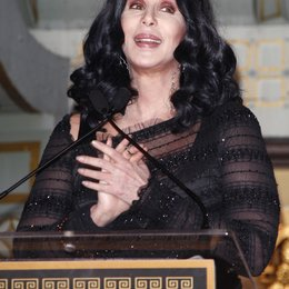 Cher / Hand And Footprint Ceremony At Grauman's Chinese Theatre Poster