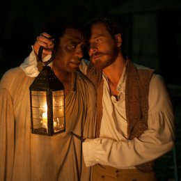 12 Years a Slave / Chiwetel Ejiofor / Michael Fassbender Poster