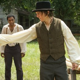 12 Years a Slave / Chiwetel Ejiofor / Paul Dano Poster