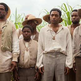 12 Years a Slave / Dwight Henry / Chiwetel Ejiofor Poster