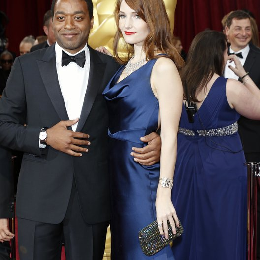 Chiwetel Ejiofor / Sari Mercer / 86th Academy Awards 2014 / Oscar 2014 Poster