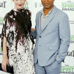 Mercer, Sari / Ejiofor, Chiwetel / Film Independent Spirit Awards 2014 Poster