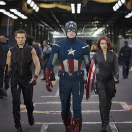 Marvel's The Avengers / Jeremy Renner / Chris Evans / Scarlett Johansson