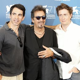 Messina, Chris / Pacino, Al / Green, David Gordon / 71. Internationale Filmfestspiele Venedig 2014 Poster