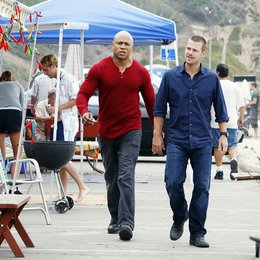Navy CIS: L.A. / LL Cool J / Chris O'Donnell Poster