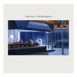 Rea, Chris: The Blue Jukebox Poster