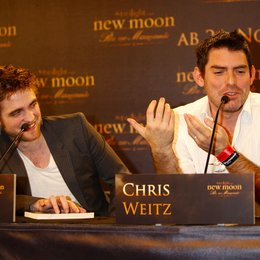 Robert Pattinson / Chris Weitz / Pressekonferenz HVB Jugendtreff 2009 / New Moon - Biss zur Mittagsstunde Poster