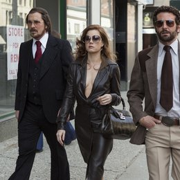American Hustle / American Bullshit / Christian Bale / Amy Adams / Bradley Cooper Poster