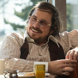 American Hustle / Christian Bale Poster