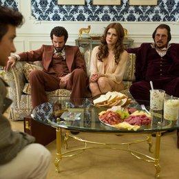 American Hustle / Jeremy Renner / Bradley Cooper / Amy Adams / Christian Bale Poster