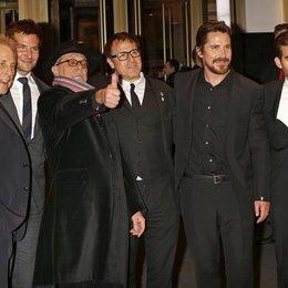 """American Hustle"" Team / Roven, Charles / Cooper, Bradley / Kosslick, Dieter / Russell, David O. / Bale, Christian / Budman, Matthew / 64. Berlinale 2014"