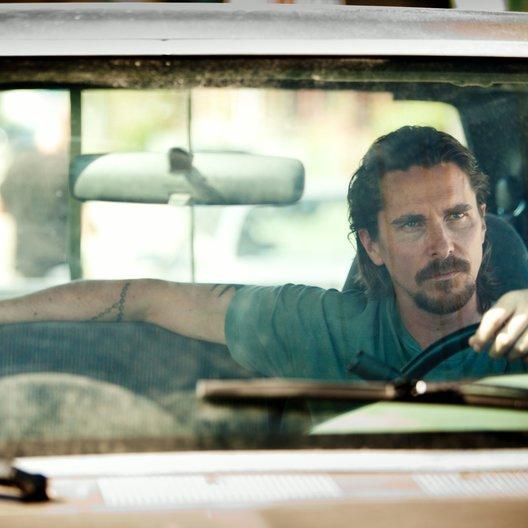 Auge um Auge / Christian Bale Poster
