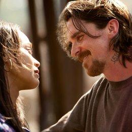 Auge um Auge / Zoe Saldana / Christian Bale Poster