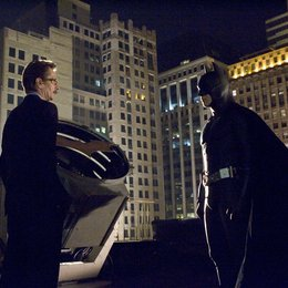 Batman Begins / Christian Bale / Gary Oldman Poster