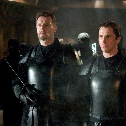 Batman Begins / Liam Neeson / Christian Bale