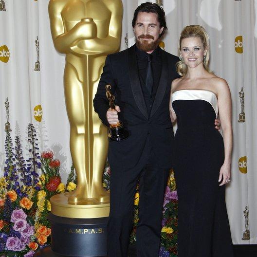 Christian Bale / Reese Witherspoon / 83rd Annual Academy Awards - Oscars / Oscarverleihung 2011