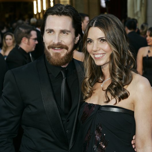Christian Bale / Sibi Bale / 83rd Annual Academy Awards - Oscars / Oscarverleihung 2011 Poster