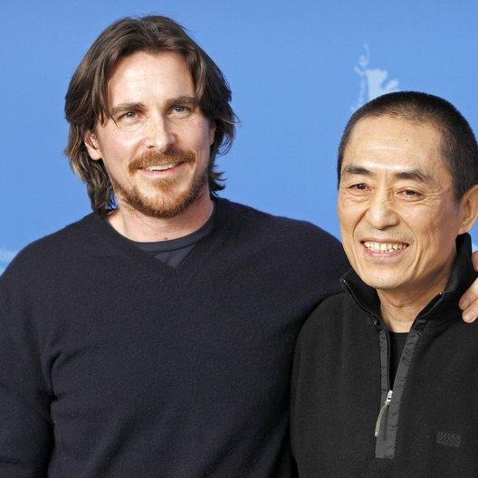 Christian Bale / Zhang Yimou / Berlinale 2012 / 62. Internationale Filmfestspiele Berlin 2012