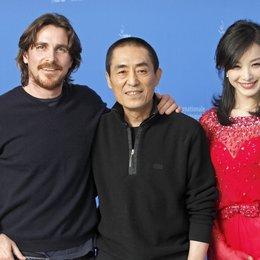 Christian Bale / Zhang Yimou / Ni Ni / Berlinale 2012 / 62. Internationale Filmfestspiele Berlin 2012
