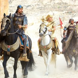 Exodus: Götter und Könige / Christian Bale / Joel Edgerton