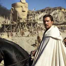 Exodus: Götter und Könige / Exodus / Christian Bale Poster