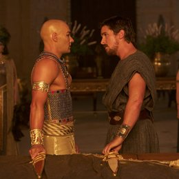 Exodus: Götter und Könige / Joel Edgerton / Christian Bale Poster